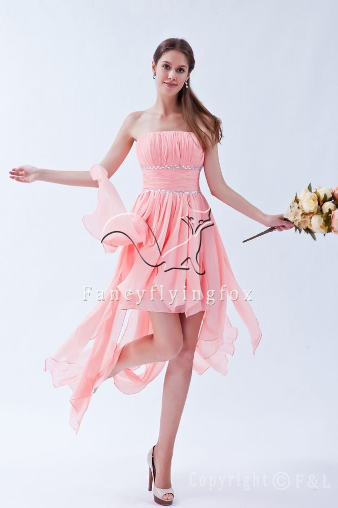 Celebrity Style evening dress FA- 6428 fashion prom dress