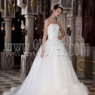 2013 Ostrich Feathers Bridal Gown Dress SAS1200