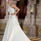 New One Shoulder Princess Wedding Dresses 21375