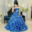 Luxurious Colorful Quinceanera Dresses Gowns 005