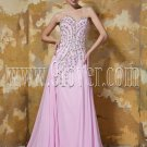 Luxurious Jeweled Floor Length Bridesmaid Dress MT9056