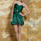 Green Cheap Bridesmaid Dress XYY006