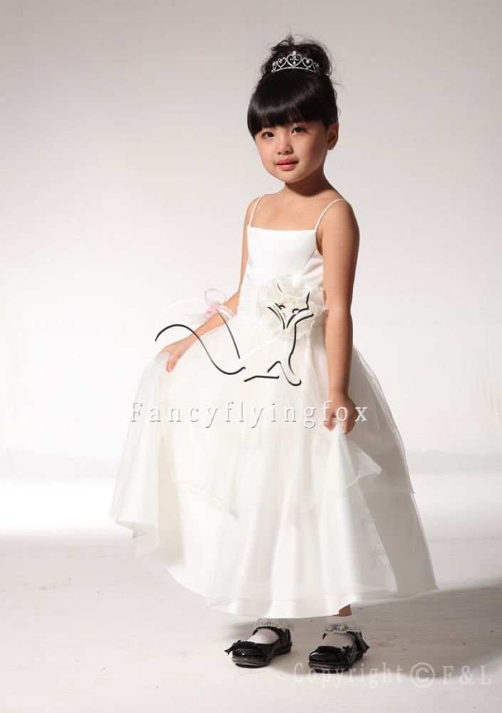 Cute Flower Girl Dress 006