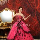 Elegant Princess Quinceanera Dress with Jacket 008