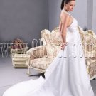 2011 halter wedding dress SAS1203 elegant wedding gown