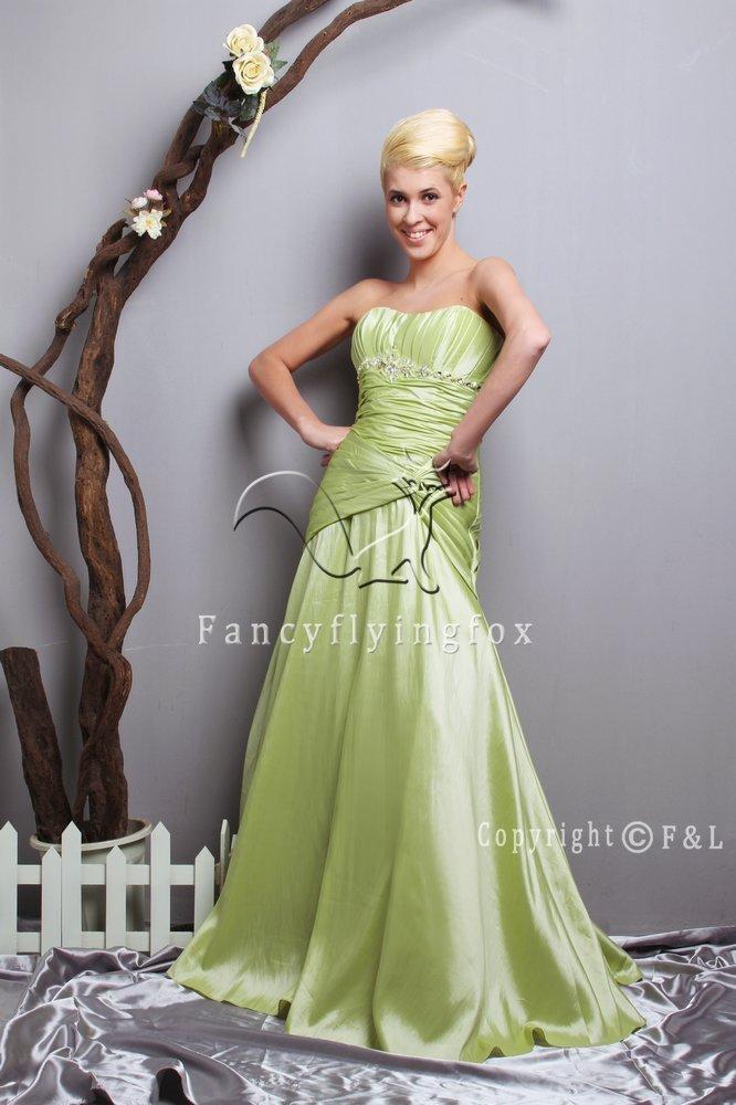 2012 Blue Plus Size Prom Dress 6511W