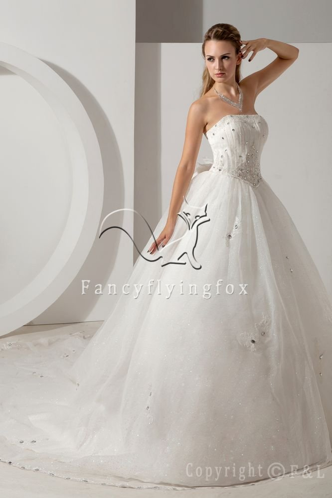 Spring 2013 Wedding Ball Gown Dresses IMG_1051