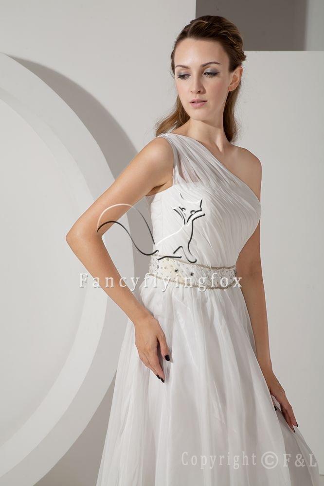 Best Wedding Dresses 2013 One Shoulder IMG_1168