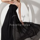 Black Maternity Wedding Dress IMG_1239