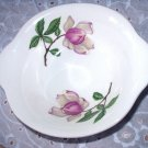 Pink Magnolia Flowers-Lugged Cereal Bowl-Crooksville