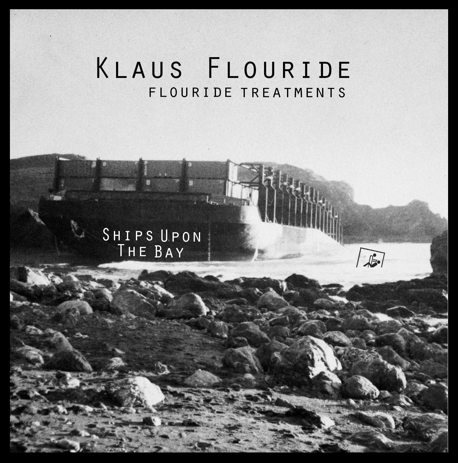Ships Upon The Bay special edition autographed CD - by Klaus Flouride (Dead Kennedys)