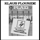 Plaid Shirt special edition autographed CD - by Klaus Flouride (Dead Kennedys)