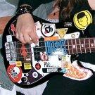 6-string electric guitar
