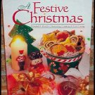 BRAND NEW Festive Christmas COOKING AND DECORATING GIFT BOOK