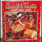 Quick And Tasty Christmas Gifts by Anne Childs NEW BOOK OUT OF PRINT FIRST EDITION