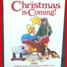 Christmas Is Coming1990 HB BOOK COLLECTOR'S OXMOOR