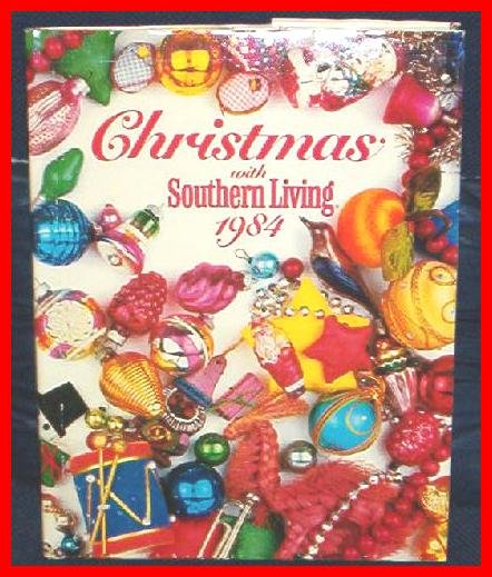 Christmas With Southern Living 1984 RARE MINT HB BOOK