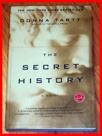 The Secret History by Donna Tartt LIKE NEW BOOK