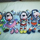 NWT DISNEY SPACEMAN 5 CHARACTER SET