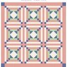 Double Squares Quilt Pattern Chart Graph