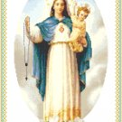 Our Lady of the Rosary Pattern Chart Graph