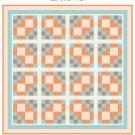 Domino Net Quilt Pattern Chart Graph