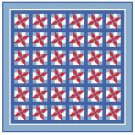 Clay's Choice Quilt Pattern Chart Graph