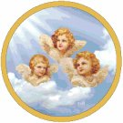 Heavenly Cherubim Pattern Chart Graph