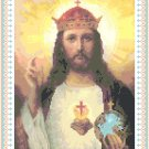Christ the King Pattern Chart Graph