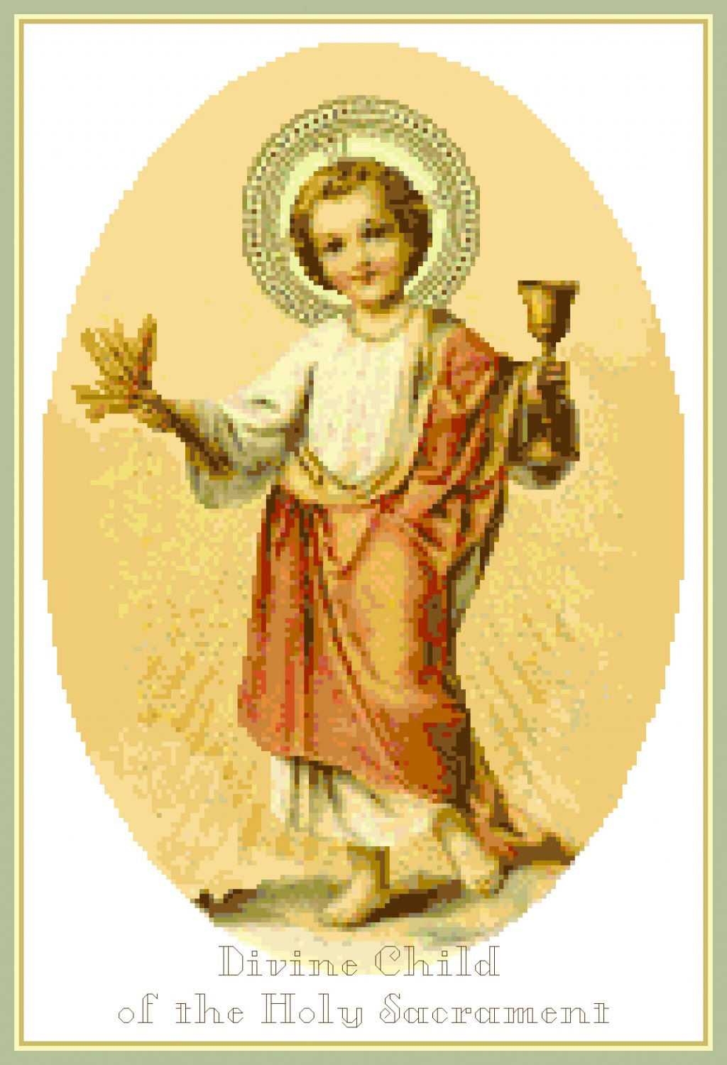 Divine Child of the Holy Sacrament