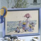 A Day at the Beach Cross Stitch Chart Pack by DMC #65102