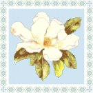 Magnolia Blossom Pattern Chart Graph