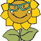 You Are My Sunshine! Pattern Chart Graph