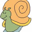 Speedy the Snail Pattern Chart Graph