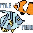 Little Fishies Pattern Chart Graph