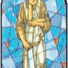St. Joseph the Carpenter Pattern Chart Graph