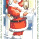 Santa Checks His List Pattern Chart Graph