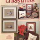 Olde Worlde Christmas Cross Stitch Booklet/Leaflet