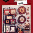 My Favorite Christmas Cross Stitch Booklet (Signed)
