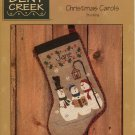 Christmas Carols Stocking Cross Stitch Booklet