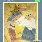 Pastel Baby Bibs Cross Stitch Booklet