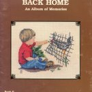 Back Home Cross Stitch Booklet