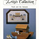 Noah And The Animals Cross Stitch Leaflet