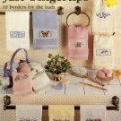 Just Fingertips Cross Stitch Leaflet