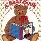 A Bear Book Cross Stitch Booklet
