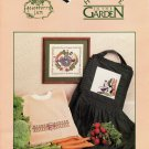Hare In The Garden Cross Stitch Leaflet
