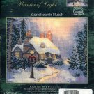 Stonehearth Hutch (Thomas Kincade) Cross Stitch Kit