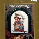 The Nativity Cross Stitch Leaflet