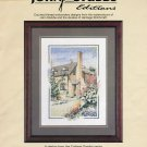 Hollyhock Cottage Cross Stitch Chart Pack