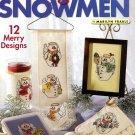 Angelic Snowmen Cross Stitch Booklet